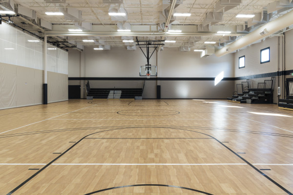 DCCS Sports / West Valley Rec Center Complete - Revolution Maple